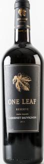 One Leaf Reserve Cabernet Sauvignon