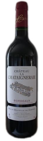 Chateau La Chataigneraie BX Rouge AOC