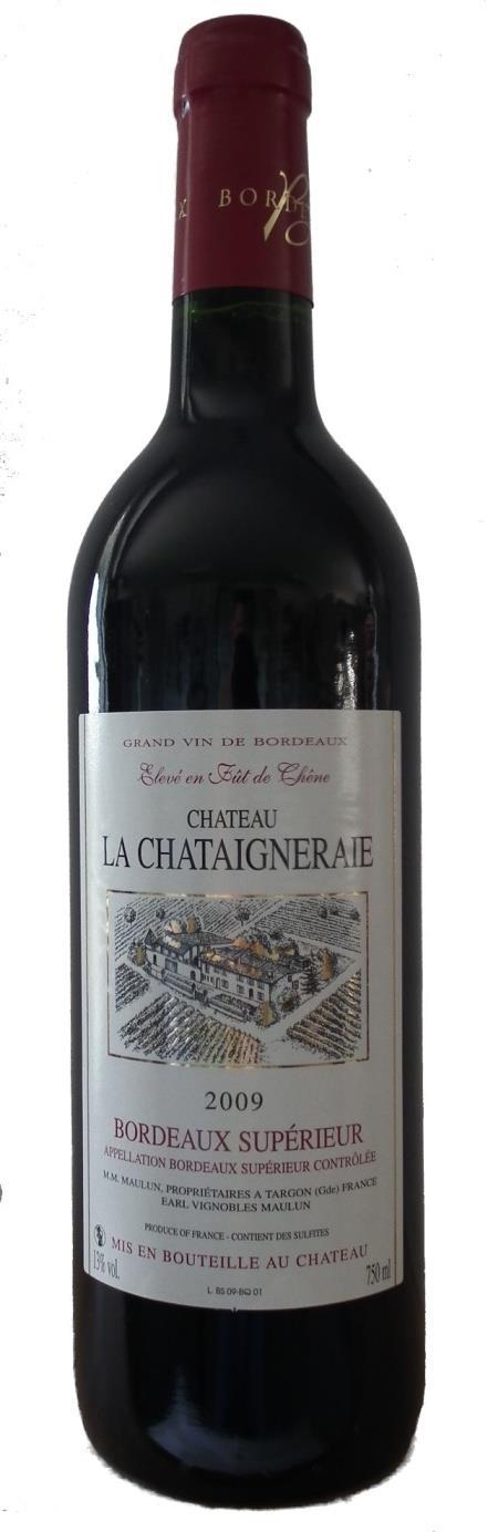 Chateau La Chataigneraie BX Superieur Rouge