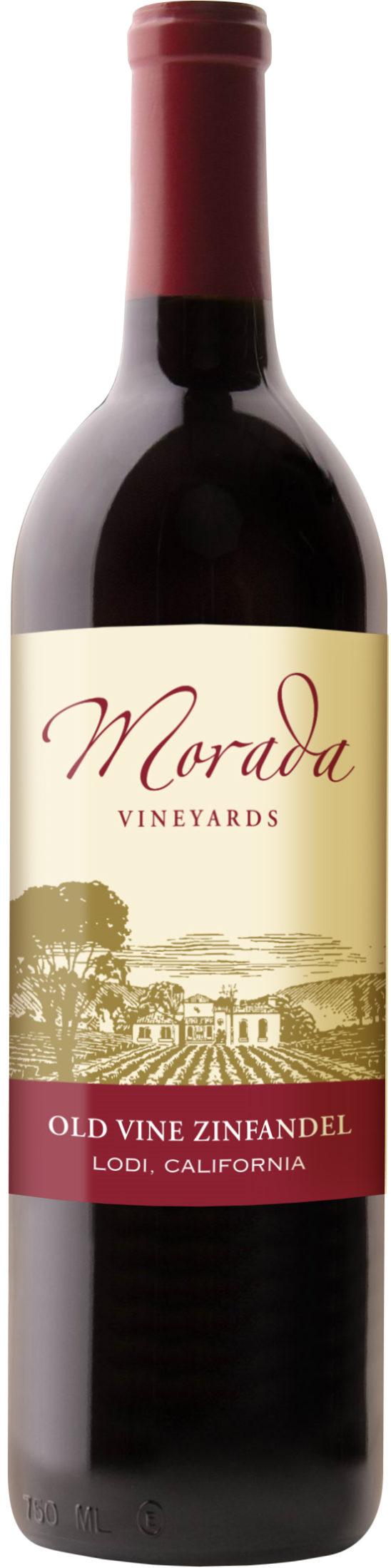Morada Vineyards Old Vine Zinfandel